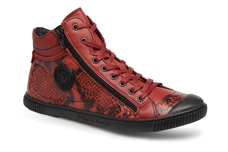 Nuevo zapatos Pataugas Bono/S (Rojo) cómodo - Deportivas en Más cómodo (Rojo) 6b5bf2