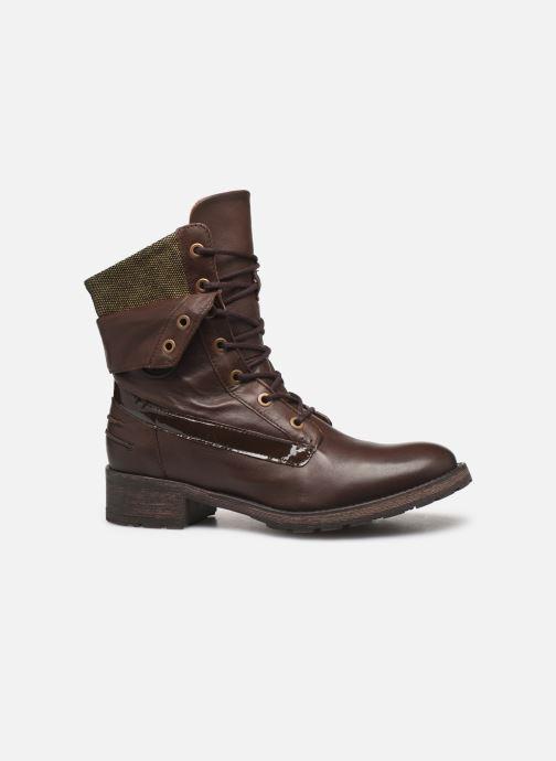 Bottines et boots Pataugas Deday Marron vue derrière
