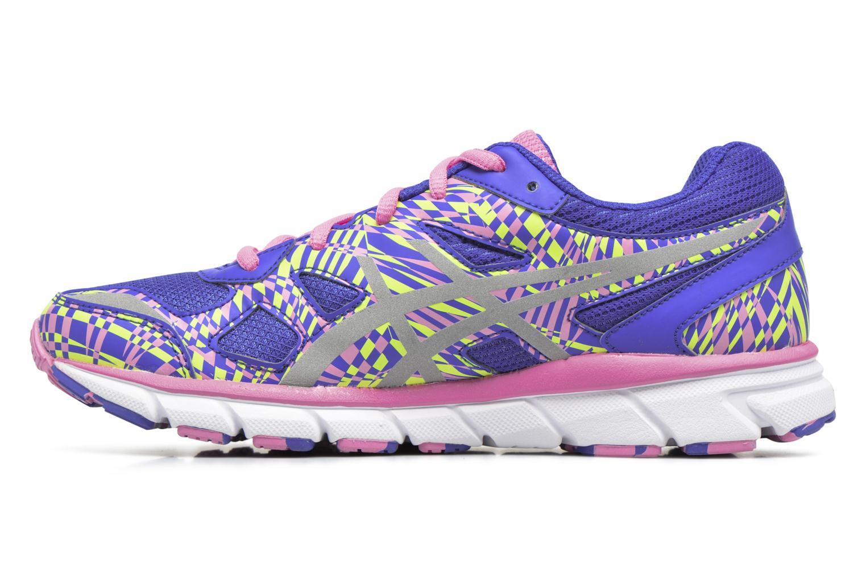 Chaussures de sport Asics GEL-LIGHTPLAY 2 GS Violet vue face