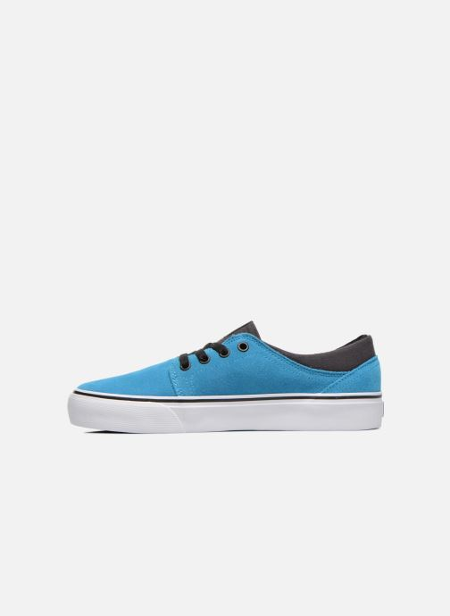 Sneakers DC Shoes TRASE SD Blauw voorkant