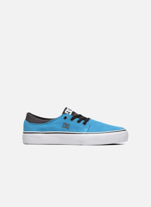 Sneakers DC Shoes TRASE SD Blauw achterkant