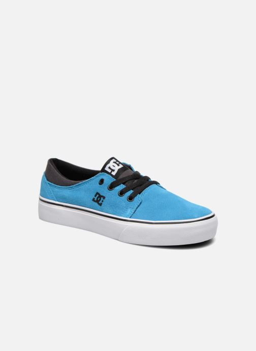 Baskets DC Shoes TRASE SD Bleu vue détail/paire