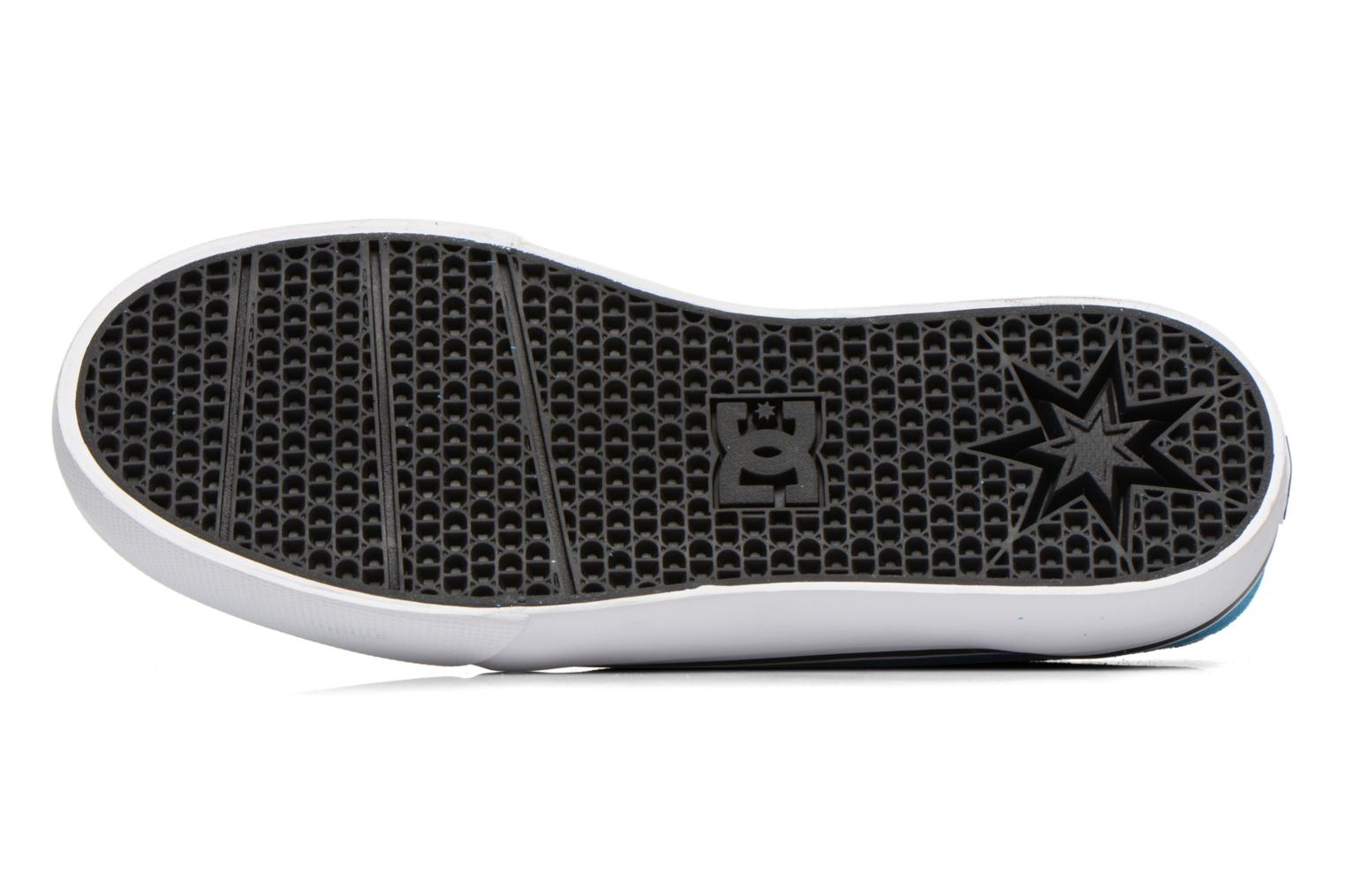 Trainers DC Shoes TRASE SD Blue view from above