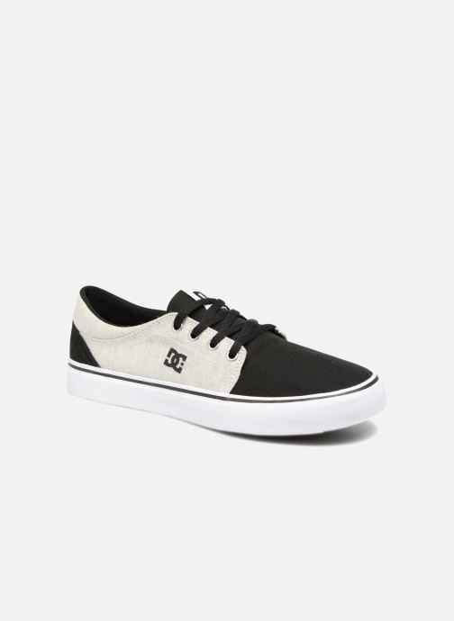 Baskets DC Shoes TRASE TX Kids Noir vue détail/paire