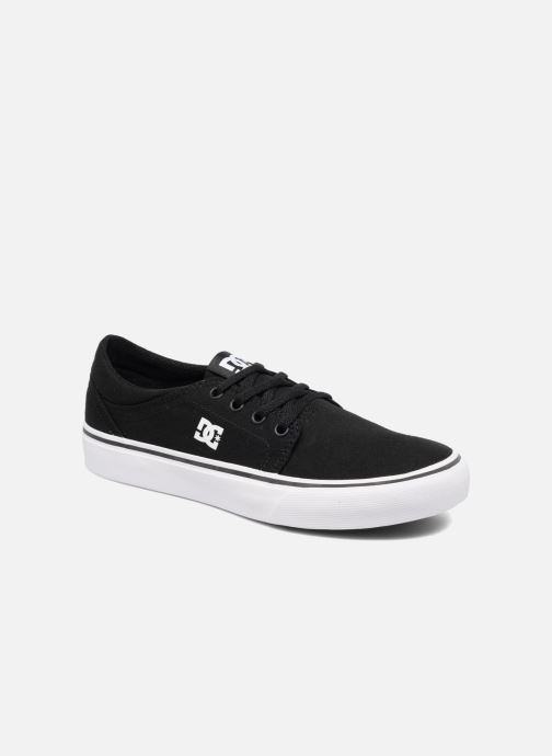 Trainers DC Shoes TRASE TX Kids Black detailed view/ Pair view