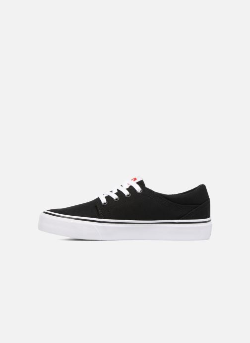 Trainers DC Shoes TRASE TX Kids Black front view