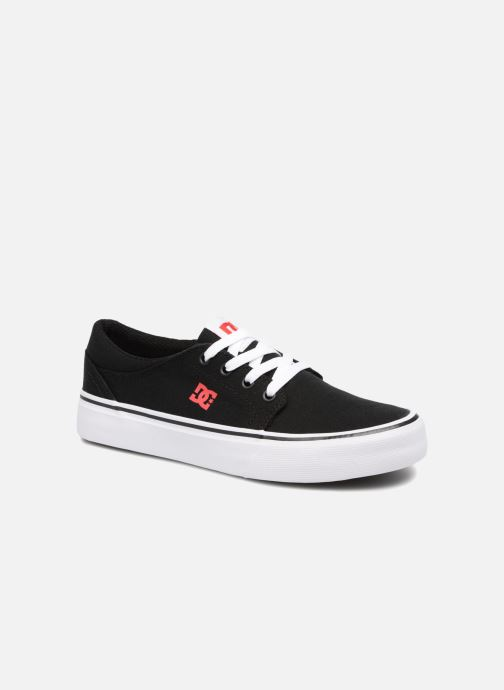 816e947a49 Sneaker DC Shoes TRASE TX Kids schwarz detaillierte ansicht/modell