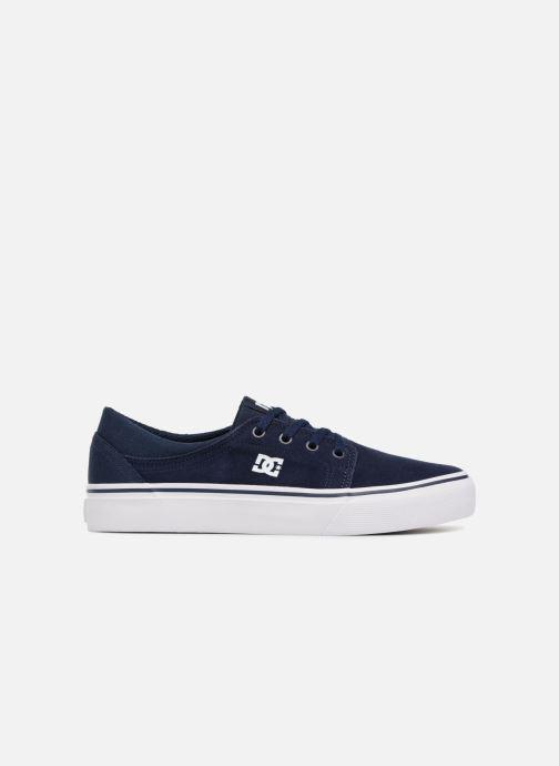 Deportivas DC Shoes TRASE TX Kids Azul vistra trasera