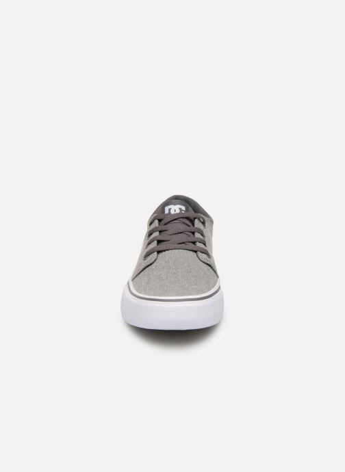 Trainers DC Shoes TRASE TX Kids Grey model view