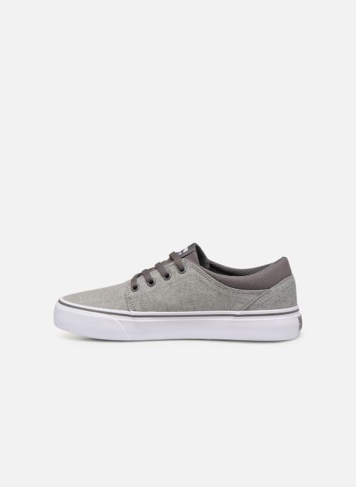 Trainers DC Shoes TRASE TX Kids Grey front view