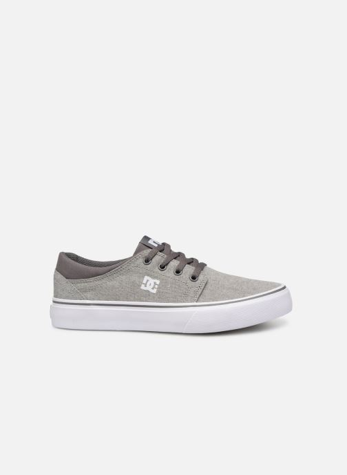 Trainers DC Shoes TRASE TX Kids Grey back view
