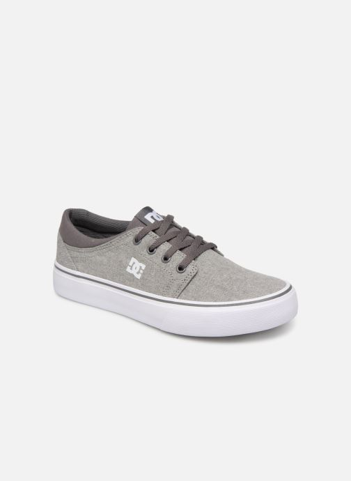 Trainers DC Shoes TRASE TX Kids Grey detailed view/ Pair view