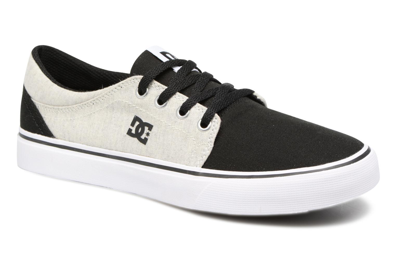 Sneakers DC Shoes TRASE TX Kids Zwart detail