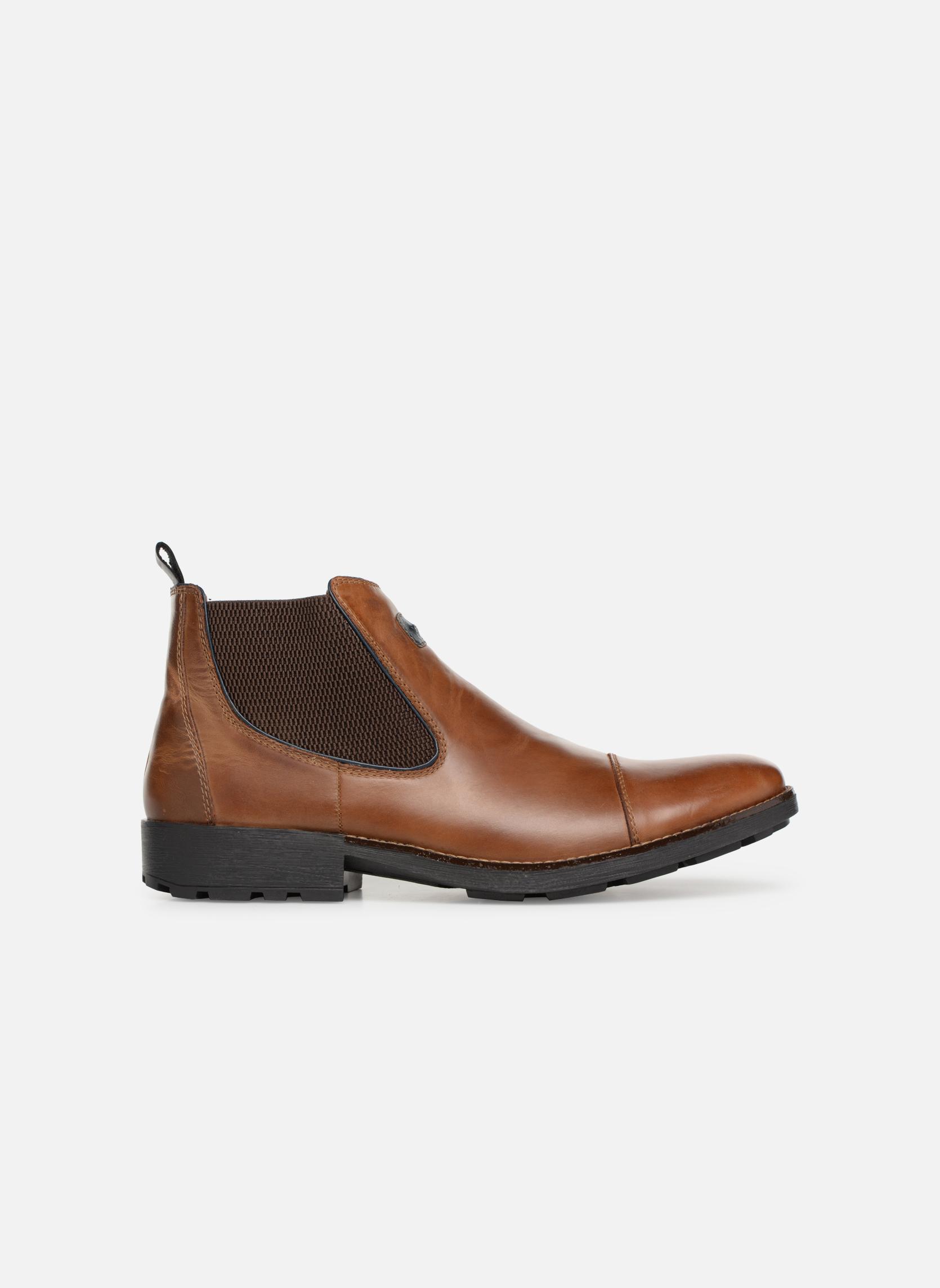 Bottines et boots Rieker Five 36063 Marron vue derrière