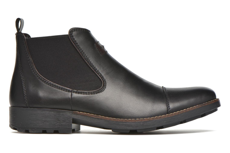Bottines et boots Rieker Five 36063 Noir vue derrière
