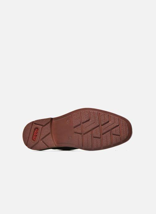 Chaussures à lacets Rieker Nate F1210 Gris vue haut