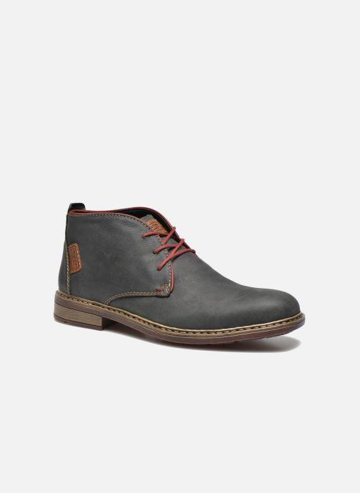 Chaussures à lacets Rieker Nate F1210 Gris vue détail/paire