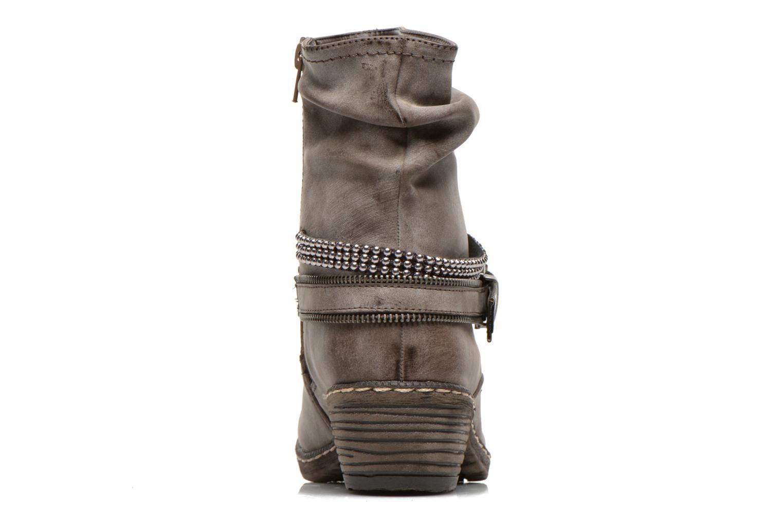 Stiefeletten & Boots Rieker Kady K1496 braun ansicht von rechts
