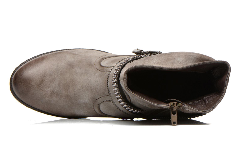 Stiefeletten & Boots Rieker Kady K1496 braun ansicht von links