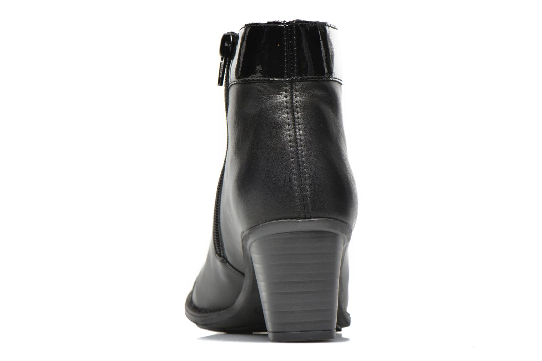 Bottines et boots Rieker Sally Z7664 Noir vue droite