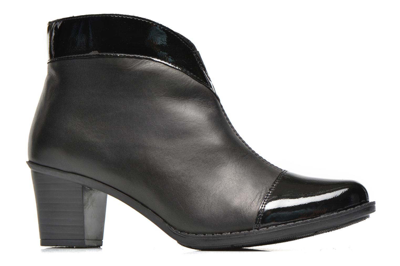 Bottines et boots Rieker Sally Z7664 Noir vue derrière