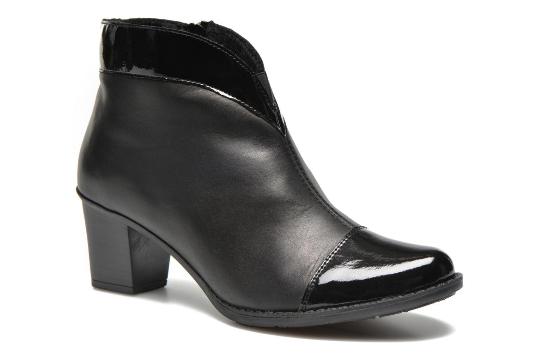 Bottines et boots Rieker Sally Z7664 Noir vue détail/paire