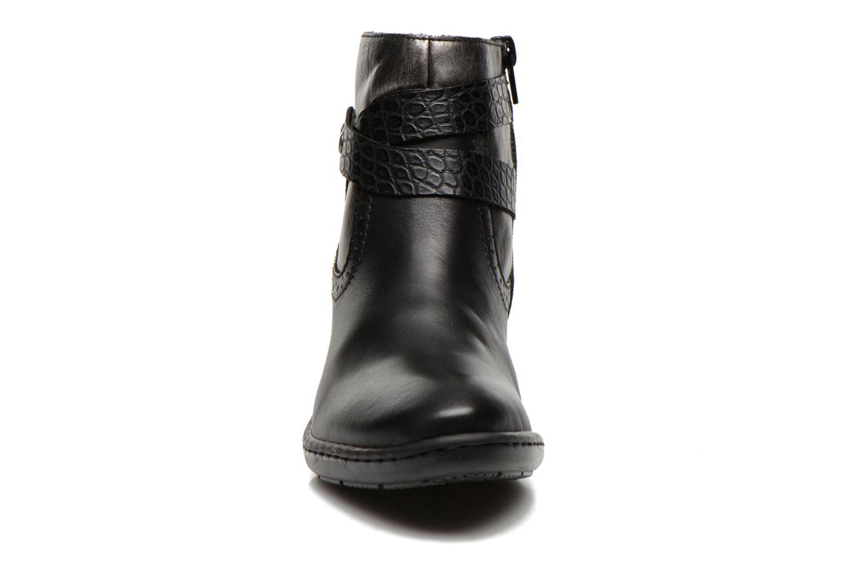 Bottines et boots Rieker Laet 70252 Noir vue portées chaussures