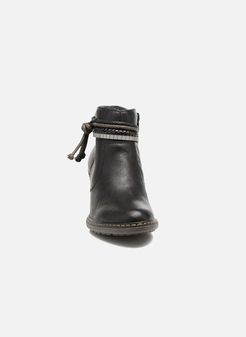 Ankle boots Rieker Alice 55298 Black model view