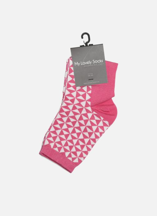 Socks & tights My Lovely Socks Socks Marthe Pink view from the right