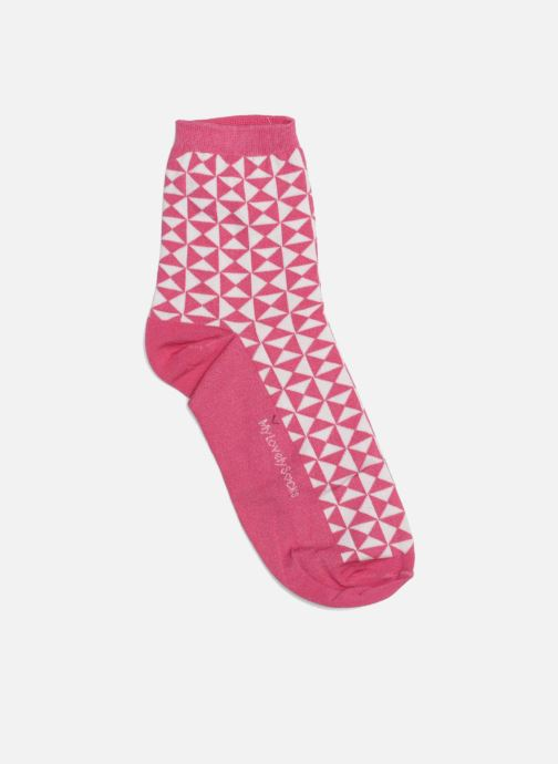 Socks & tights My Lovely Socks Socks Marthe Pink detailed view/ Pair view