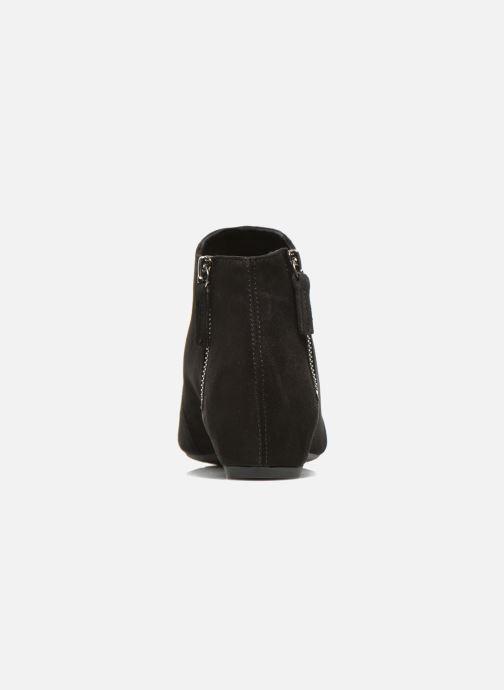 Stiefeletten & Boots Unisa Astor schwarz ansicht von rechts