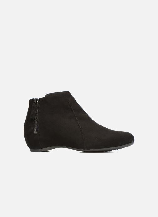 Stiefeletten & Boots Unisa Astor schwarz ansicht von hinten