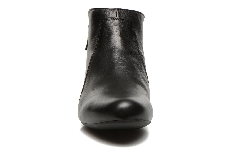 Bottines et boots Unisa Astor Noir vue portées chaussures