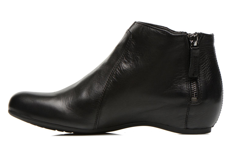 Bottines et boots Unisa Astor Noir vue face