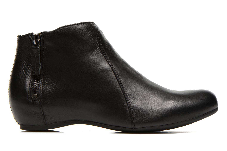 Bottines et boots Unisa Astor Noir vue derrière