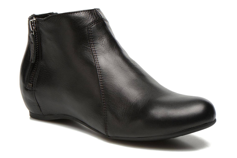 Bottines et boots Unisa Astor Noir vue détail/paire