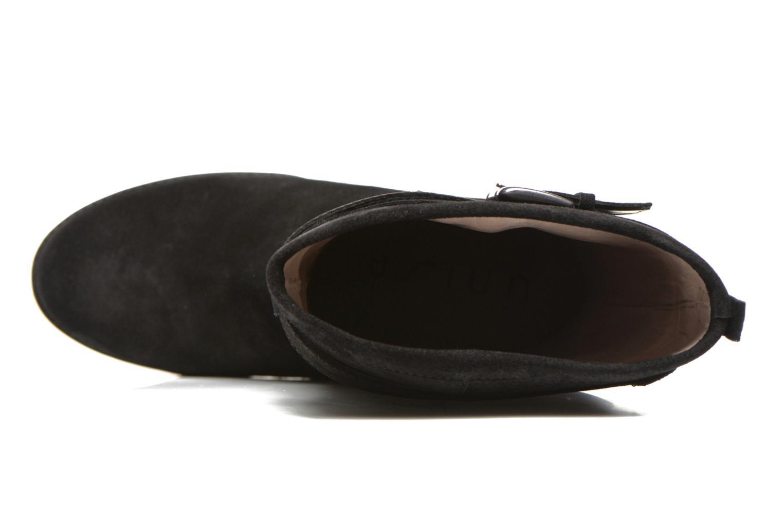 Bottines et boots Unisa Talia2 Noir vue gauche