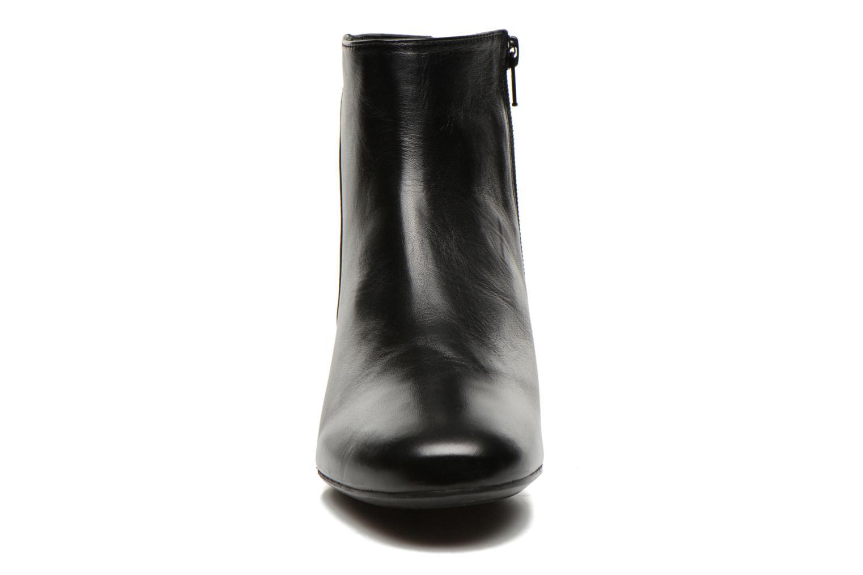 Bottines et boots Unisa Cueva Noir vue portées chaussures