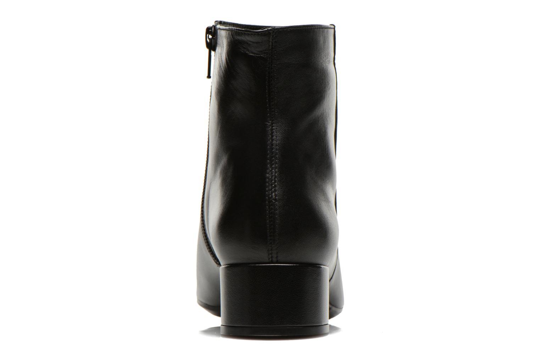 Bottines et boots Unisa Cueva Noir vue droite