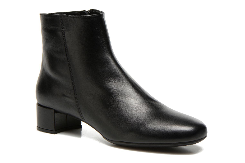 Bottines et boots Unisa Cueva Noir vue détail/paire