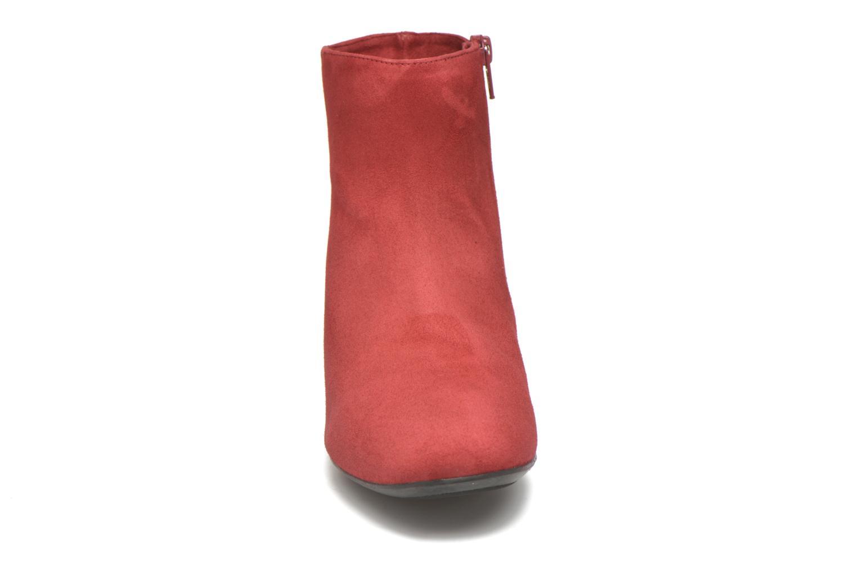 Bottines et boots Unisa Cueva Rouge vue portées chaussures