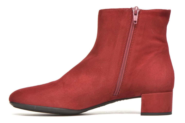 Bottines et boots Unisa Cueva Rouge vue face