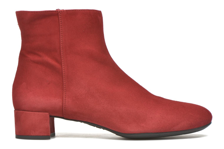Bottines et boots Unisa Cueva Rouge vue derrière