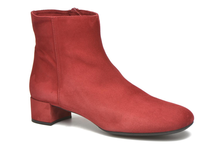 Bottines et boots Unisa Cueva Rouge vue détail/paire
