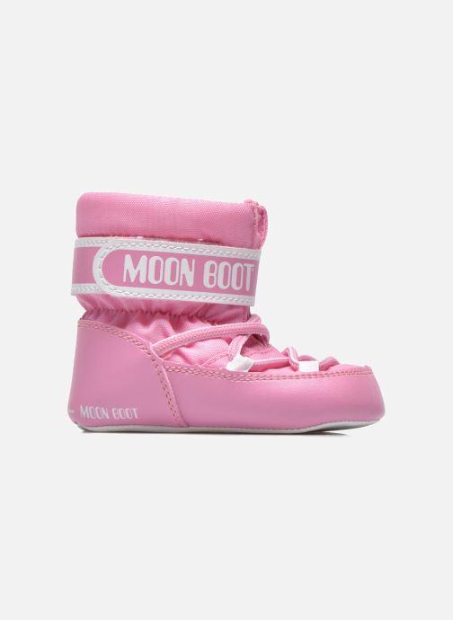 Botas Moon Boot Moon Boot Crib Rosa vistra trasera