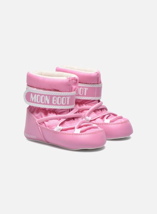 Stiefel Moon Boot Moon Boot Crib rosa detaillierte ansicht/modell