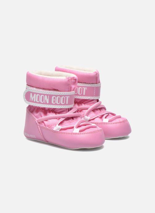 Botas Moon Boot Moon Boot Crib Rosa vista de detalle / par