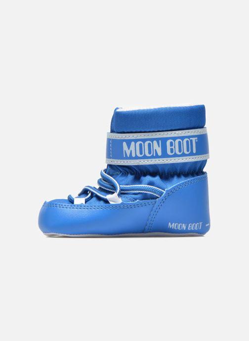 Laarzen Moon Boot Moon Boot Crib Blauw voorkant