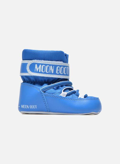 Bottes Moon Boot Moon Boot Crib Bleu vue derrière