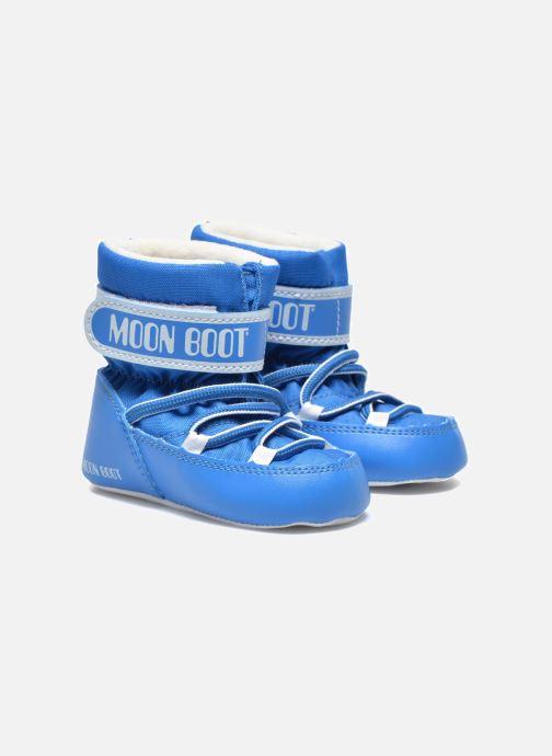 Bottes Moon Boot Moon Boot Crib Bleu vue détail/paire